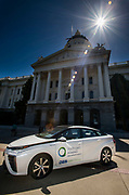 Sacramento Clean Cities Coalition on May 9, 2018 at the Sutter Club in downtown Sacramento for an intro to incorporating electric vehicles (EV) into company fleets; saving time, energy, and money.