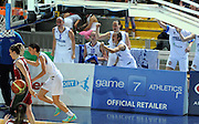 22-06-2014 RAGUSA QUALIFICAZIONE EUROPI DONNE ITALIA PORTOGALLO<br /> NELLA FOTO: Team<br /> CIAMILLO
