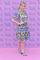 © Licensed to London News Pictures. 20/06/2018. London, UK. Lady Kitty Spencer attends the V&A Summer Party. Photo credit: Ray Tang/LNP