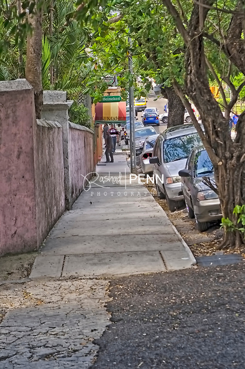 Down Town Nassau people places and things.