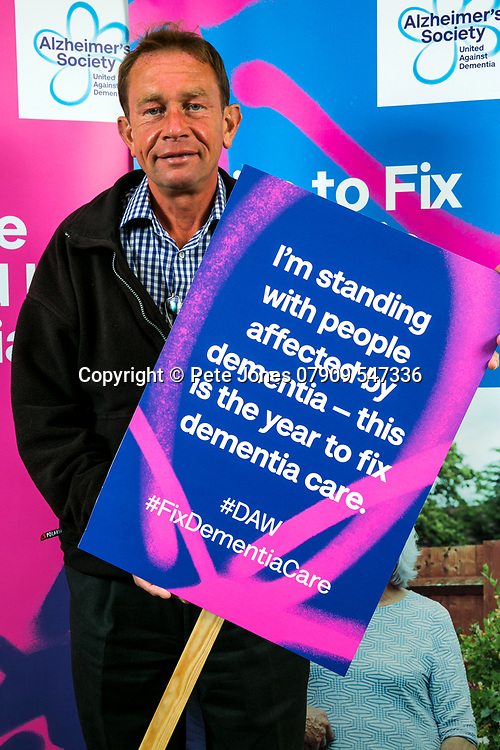 """Philip Hollobone MP;<br /> Alzheimer's Society;<br /> """"Fix Dementia Care & State of the Nation""""<br /> Parliamentary report Launch;<br /> Houses of Parliament, Westminster.<br /> 23rd May 2018.<br /> <br /> © Pete Jones<br /> pete@pjproductions.co.uk"""