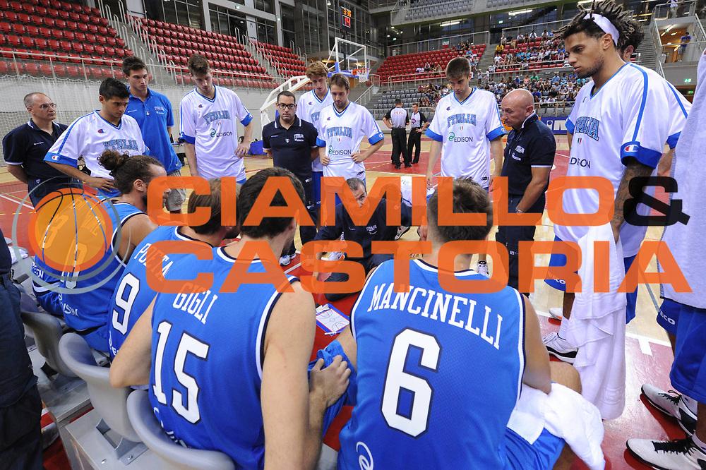 DESCRIZIONE : Porec Amichevole Croazia Italia<br /> GIOCATORE : Simone Pianigiani<br /> CATEGORIA : coach time out<br /> SQUADRA : Nazionale Italia Maschile<br /> EVENTO : Amichevole Italia Croazia<br /> GARA : Italia Croazia<br /> DATA : 09/08/2012<br /> SPORT : Pallacanestro<br /> AUTORE : Agenzia Ciamillo-Castoria/C.De Massis<br /> Galleria : FIP Nazionali 2012<br /> Fotonotizia : Porec Amichevole Croazia Italia<br /> Predefinita :