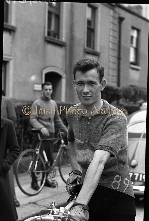 Pat Nolan Cyclist with Phoenix Cycling Club.19/07/1953