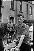 Pat Nolan Cyclist with Phoenix Cycling Club.19/07/1953