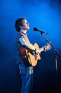 Damien Rice performs at Lunario in Mexico city