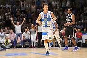 DESCRIZIONE : Campionato 2014/15 Dinamo Banco di Sardegna Sassari - Virtus Granarolo Bologna<br /> GIOCATORE : Giacomo Devecchi<br /> CATEGORIA : Ritratto Esultanza Curiosità<br /> SQUADRA : Dinamo Banco di Sardegna Sassari<br /> EVENTO : LegaBasket Serie A Beko 2014/2015<br /> GARA : Dinamo Banco di Sardegna Sassari - Virtus Granarolo Bologna<br /> DATA : 12/10/2014<br /> SPORT : Pallacanestro <br /> AUTORE : Agenzia Ciamillo-Castoria / Luigi Canu<br /> Galleria : LegaBasket Serie A Beko 2014/2015<br /> Fotonotizia : Campionato 2014/15 Dinamo Banco di Sardegna Sassari - Virtus Granarolo Bologna<br /> Predefinita :