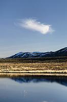 Paiute Lake, Hart Mountain National Antelope Refuge Oregon