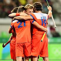 QF3 Netherlands - Australia