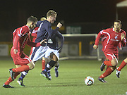 Calvin Colquhoun - East Stirling v  Dundee, SPFL reserve league at <br /> Recreation Park<br /> <br />  - &copy; David Young - www.davidyoungphoto.co.uk - email: davidyoungphoto@gmail.com
