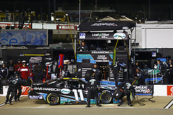April 20, 2018 - Richmond, Virginia, United States of America - April 20, 2018 - Richmond, Virginia, USA: Ryan Truex (11) brings his car down pit road for service during the ToyotaCare 250 at Richmond Raceway in Richmond, Virginia. (Credit Image: © Chris Owens Asp Inc/ASP via ZUMA Wire)
