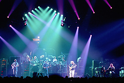 """The Grateful Dead Live at The Hampton Coliseum on 8 October 1989. One of the Eleven images included in the CD boxed set release, """"Formerly The Warlocks"""". Can be purchased individually or as part of a special limited set of all 11 in the package printed by the photographer. Choose in Cart."""