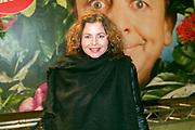 2017-10-30. Premiere van Harrie en Eva bij de Goudse Schouwburg in Gouda. Op de foto: Maaike Widdershoven