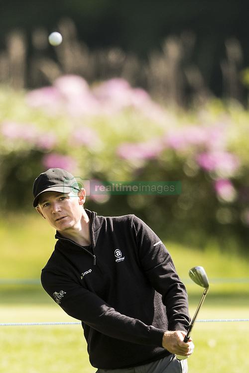 June 3, 2017 - BarsebäCk, Sverige - 170603 Lasse Jensen, Danmark under dag tre av golftävlingen Nordea Masters den 3 juni 2017 i Barsebäck  (Credit Image: © Petter Arvidson/Bildbyran via ZUMA Wire)