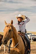 Rocky Boy Rodeo-kids-Indians-Rocky Boy Reservation-Montana