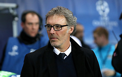 Paris Saint-Germain Manager Laurent Blanc - Mandatory by-line: Robbie Stephenson/JMP - 06/04/2016 - FOOTBALL - Parc des Princes - Paris,  - Paris Saint-Germain v Manchester City - UEFA Champions League Quarter Finals First Leg