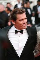 Actor Josh Brolin at the gala screening for the film Sicario at the 68th Cannes Film Festival, Tuesday May 19th 2015, Cannes, France.