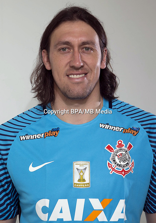 Brazilian Football League Serie A / <br /> ( Sport Club Corinthians Paulista ) - <br /> Cassio Roberto Ramos &quot; Cassio &quot;