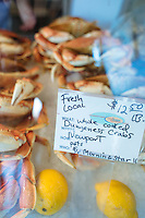 Local Ocean Seafood. Newport, Oregon.