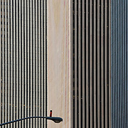 Office Buildings on 6th Avenue in New York City