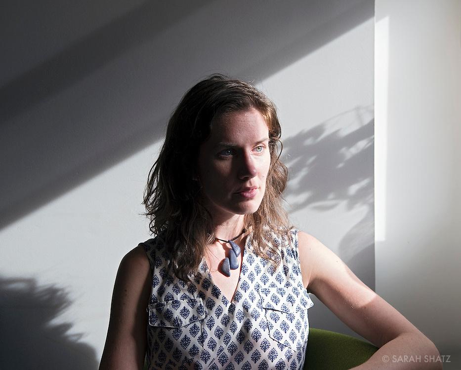 "Leslie Jamison, author of ""The Empathy Exams"""