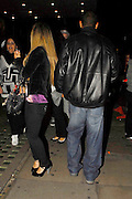 21.AUGUST.2007. LONDON<br /> <br /> **EXCLUSIVE PICTURES**<br /> <br /> F1 RACING SENSATION LEWIS HAMILTON LEAVING THE ODEON CINEMA IN MARBLE ARCH AT 11.15PM WITH A MYSTERY BRUNETTE GIRL WHO LOOKS LIKE HIS EX-GIRLFRIEND JODIE MA. LEWIS AND THE GIRL TRIED TO AVOID BEING SEEN TOGETHER IN THE SAME PIC AS AT FIRST THEY TURNED THERE BACKS AND THEN SHE WALKED FAR BEHIND HIM AS HE KEPT TRYING TO GET OUT THE PICTURE AND KEPT WALKING THE OTHER WAY AND TRYING TO BLOCK HER OUT THE PICTURE BEFORE GETTING IN A CAB TOGETHER.<br /> <br /> BYLINE: EDBIMAGEARCHIVE.CO.UK<br /> <br /> *THIS IMAGE IS STRICTLY FOR UK NEWSPAPERS AND MAGAZINES ONLY*<br /> *FOR WORLD WIDE SALES AND WEB USE PLEASE CONTACT EDBIMAGEARCHIVE - 0208 954 5968*