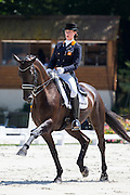 Stephanie Kooijman - Winston<br /> FEI European Dressage Championships for Young Riders and Juniors 2013<br /> © DigiShots