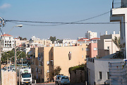Israel, Ajami, Jaffa view from the south