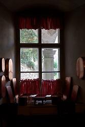 CZECH REPUBLIC FRYDLANT 5SEP15 - Kitchen windows at Frydlant castle, Liberecko, Czech Republic.<br /> <br /> jre/Photo by Jiri Rezac<br /> <br /> © Jiri Rezac 2015