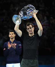 Barclays ATP World Tour Finals - Day Eight - The O2