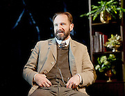 The Master Builder <br /> by Henrik Ibsen adapted by David Hare<br /> at The Old Vic Theatre, London, Great Britain <br /> press photocall <br /> 29th January 2016 <br /> <br /> Ralph Fiennes as Halvard Solness<br /> <br /> <br /> <br /> Photograph by Elliott Franks <br /> Image licensed to Elliott Franks Photography Services