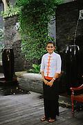 Staff Ginja Restaurant JW Marriott Phuket Thailand