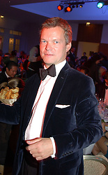 SOREN JESSEN at the Game Conservancy Jubilee Ball in aid of the Game Conservancy Trust held at The Hurlingham Club, London SW6 on 26th May 2005<br />