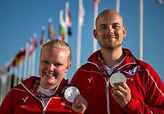 20150622 Baku2015 European Games - Skydning - Mixed Team 10 meter air rifle finale