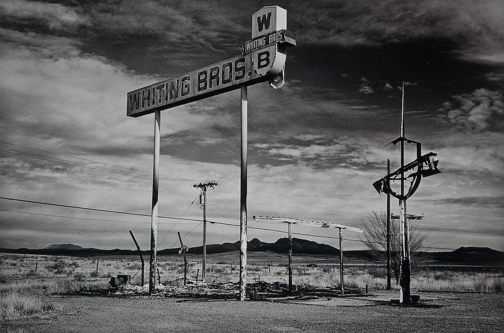 In Seligman, Arizona
