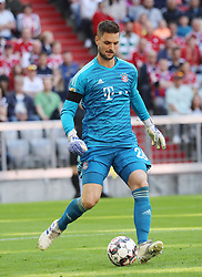 20.04.2019, Allianz Arena, Muenchen, GER, 1. FBL, FC Bayern Muenchen vs SV Werder Bremen, 30. Runde, im Bild Sven Ulreich // during the German Bundesliga 30th round match between FC Bayern Muenchen and SV Werder Bremen at the Allianz Arena in Muenchen, Germany on 2019/04/20. EXPA Pictures © 2019, PhotoCredit: EXPA/ SM<br /> <br /> *****ATTENTION - OUT of GER*****