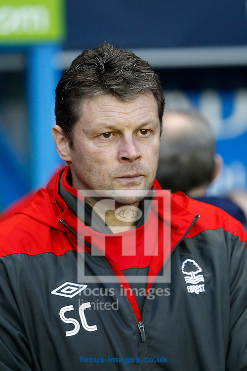 Picture by Andrew Tobin/Focus Images Ltd. 07710 761829. 17/04/12 Steve Cotterill - manager of Nottingham Forest looks on during the Npower Championship match between Reading and Nottingham Forest at the Madejski Stadium, Reading, UK