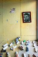 Image of Ernesto Che Guevara in Cabaiguán, Sancti Spiritus,  Cuba.