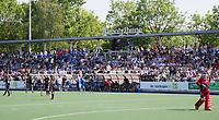 UTRECHT - Rabotribune bij Kampong,   de finale van de play-offs om de landtitel tussen de heren van Kampong en Amsterdam (3-1). COPYRIGHT  KOEN SUYK