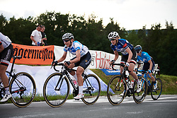 Lisa Brennauer (GER) on Hankaberg at Lotto Thuringen Ladies Tour 2018 - Stage 5, a 102.9 km road race starting and finishing in , Germany on June 1, 2018. Photo by Sean Robinson/velofocus.com