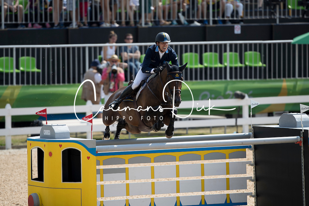 Von Eckermann Henrik, SWE, Yajamila<br /> Olympic Games Rio 2016<br /> © Hippo Foto - Dirk Caremans<br /> 19/08/16