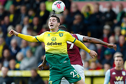 Kenny McLean of Norwich City - Mandatory by-line: Phil Chaplin/JMP - 05/10/2019 - FOOTBALL - Carrow Road - Norwich, England - Norwich City v Aston Villa - Premier League