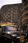 Bombay taxi, Mumbai, India