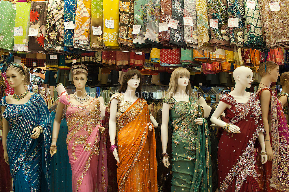 Mauritius Ajageer Saree Emporium Goodlands Threeblindmen Photography Archive