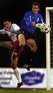 20030927 NCAA Soccer Davidson v Charlotte