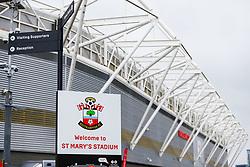 A general view of St Mary's Stadium - Mandatory by-line: Ryan Hiscott/JMP - 12/08/2018 - FOOTBALL - St Mary's Stadium - Southampton, England - Southampton v Burnley - Premier League
