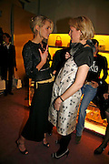 DONNA AIR AND SIDNEY FINCH, Launch of the GQ Style Leisure issue and the Presentation of the Spring Summer 2006 collection. Prada. Old Bond St. 30 March 2006. ONE TIME USE ONLY - DO NOT ARCHIVE  © Copyright Photograph by Dafydd Jones 66 Stockwell Park Rd. London SW9 0DA Tel 020 7733 0108 www.dafjones.com