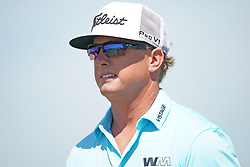 June 16, 2018 - Southampton, NY, USA - Charley Hoffman hits from the 1st tee during the third round of the 2018 U.S. Open at Shinnecock Hills Country Club in Southampton, N.Y., on Saturday, June 16, 2018. (Credit Image: © Brian Ciancio/TNS via ZUMA Wire)