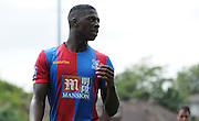 Sullay KaiKai in action during the U21 Professional Development League match between U21 Crystal Palace and U21 Bolton Wanderers at Selhurst Park, London, England on 17 August 2015. Photo by Michael Hulf.