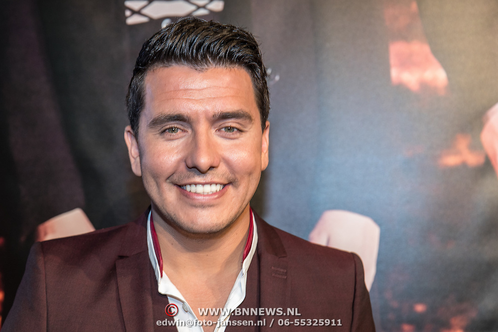 NLD/Amsterdam//20170303 - Bekendmaking Songfestival lied Ogene, Jan Smit