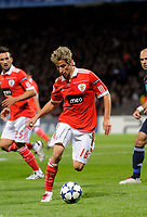 FOOTBALL - CHAMPIONS LEAGUE 2010/2011 - GROUP STAGE - GROUP B - OLYMPIQUE LYONNAIS v SL BENFICA - 20/10/2010 - PHOTO JEAN MARIE HERVIO / DPPI - FABIO COENTRAO (BEN)